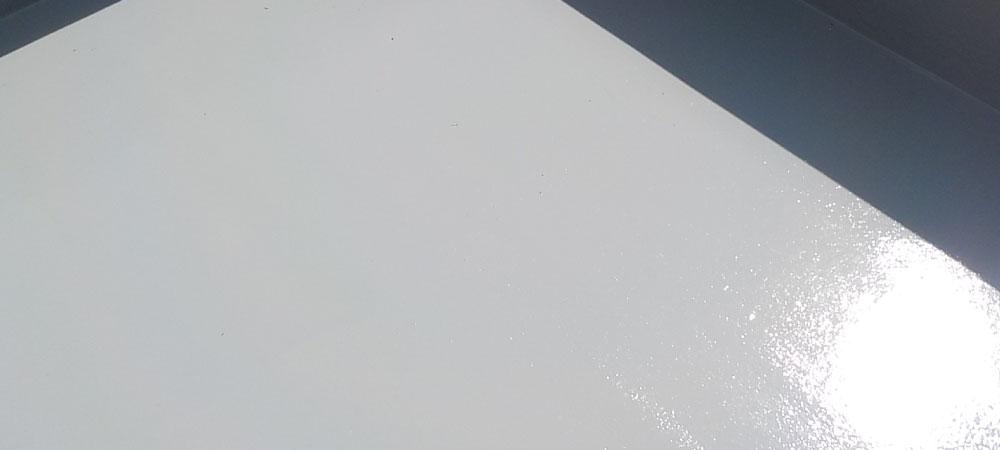 ウレタン防水のトップコート
